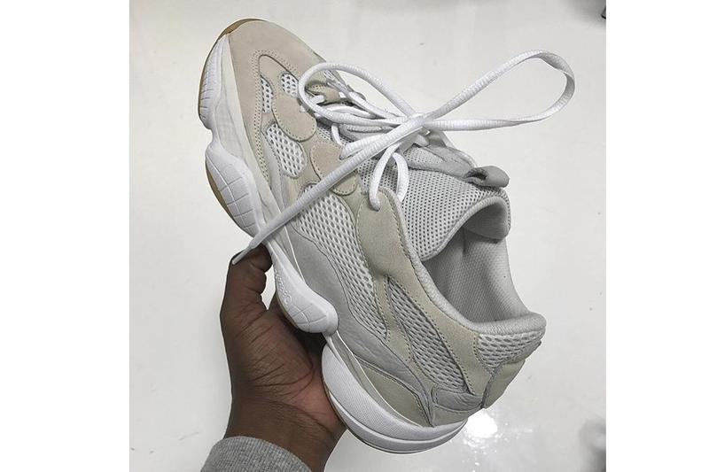 90f446ca7ac Kanye West Unveils New Runner for Upcoming YEEZY SEASON 6.