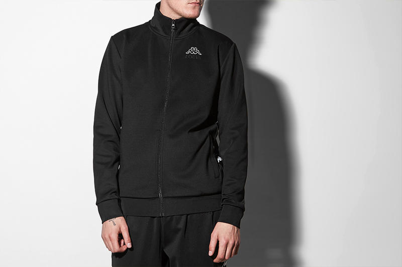 kappa gosha rubchinskiy lookbook end clothing sportswear