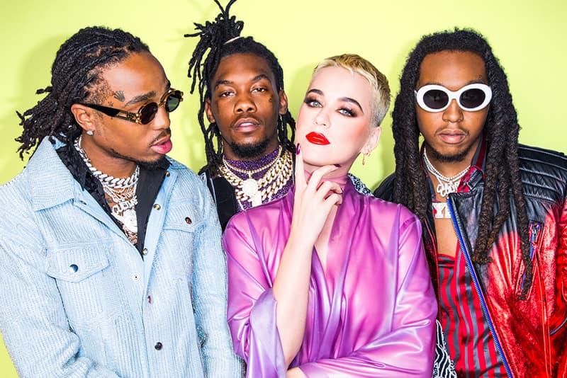 Migos, Nicki Minaj Mike Will Made-It Katy Perry 'Witness' Album