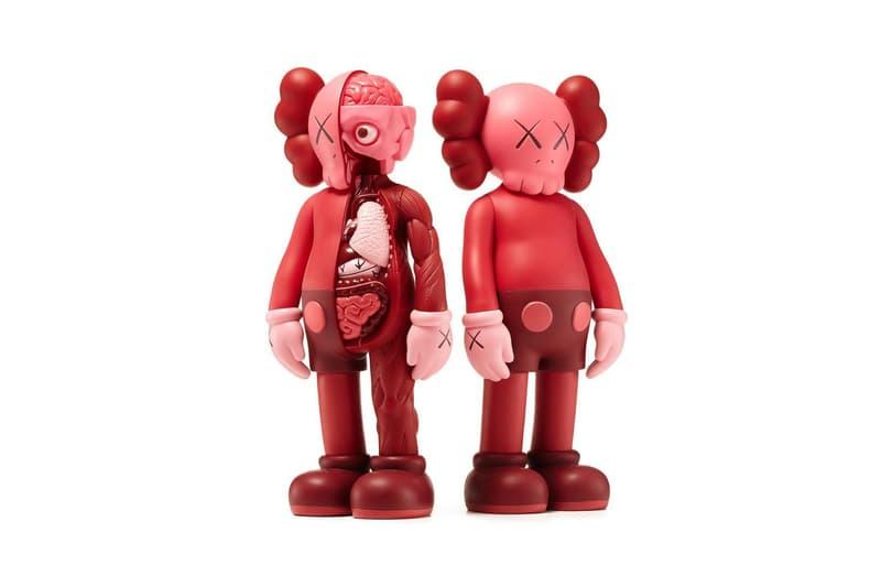 "KAWS ""Blush"" Companion Mailing List Vinyl Figures Art Artwork Toys Design"