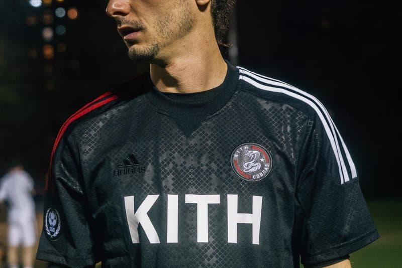 KITH adidas Soccer Collection Cobras