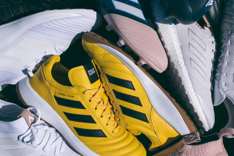 check out 7f805 7c9ae KITH adidas Soccer Flamingos Cobras Copa Mundial 17 Cleat Copa Mundial Turf  Trainer Copa Mundial 17
