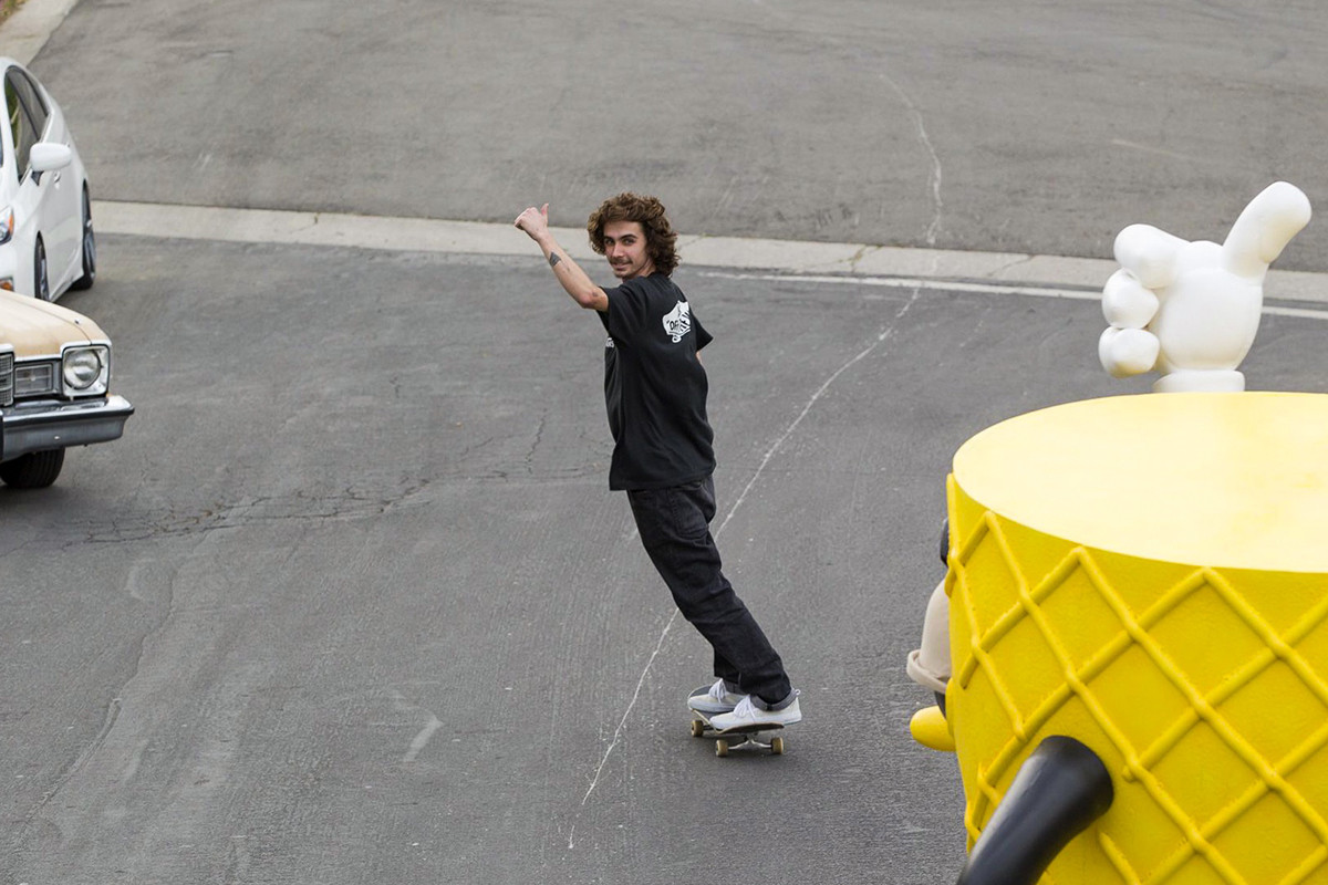 Kyle Walker Skater of the Year Interview