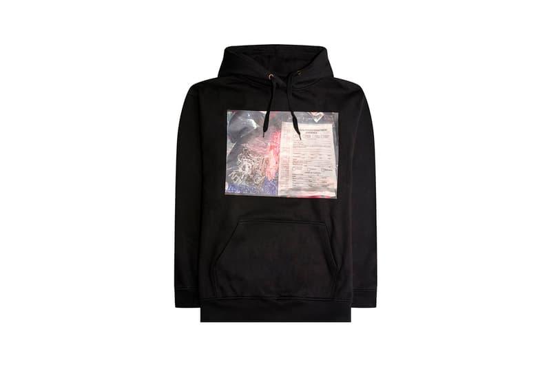 Lil Uzi Vert ih nom uh nit Tour Merchandise T-shirt Hoodie