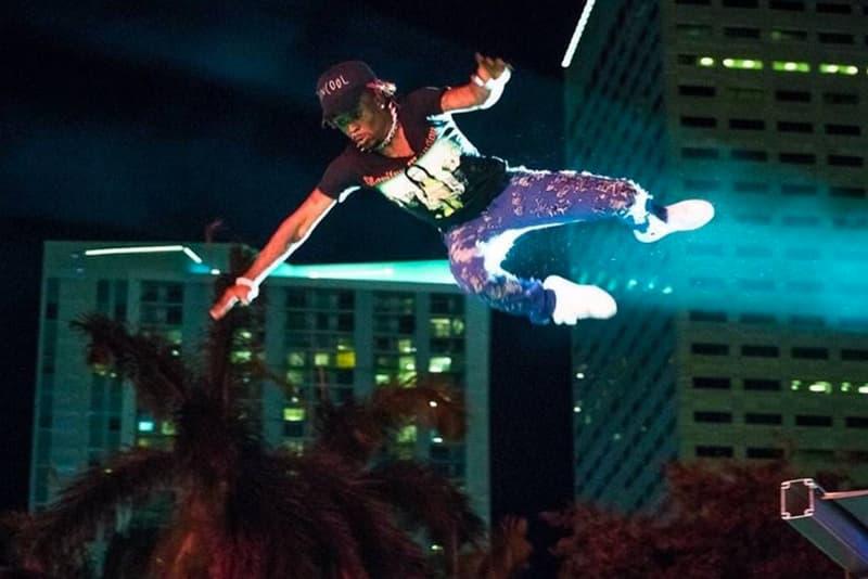 Lil Uzi Vert Jump 20-Foot Stage Rolling Loud