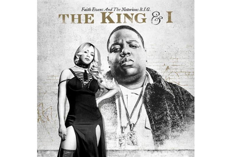 Faith Evans Notorious BIG The King I Album BadBoy Records BadBoy Puff Daddy Lil Kim The Lox