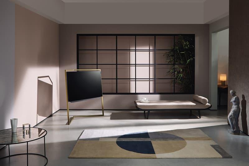 Loewe's New Art Deco and Bauhaus Influenced Bild 9 Television