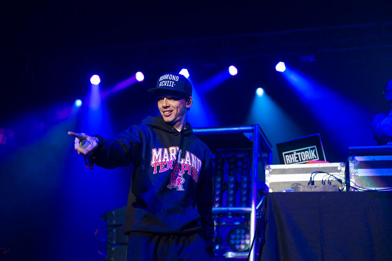 Watch Logic Perform