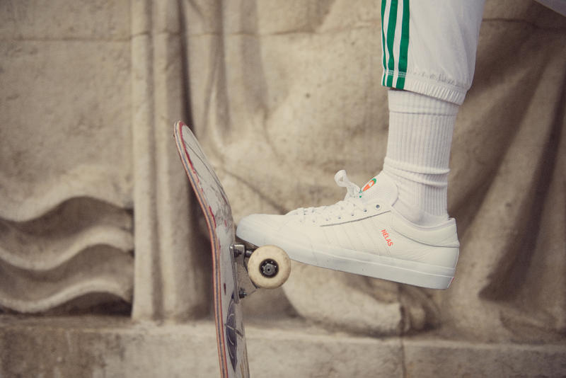 Lucas Puig Hélas adidas Skateboarding 2017 Spring Summer Collection