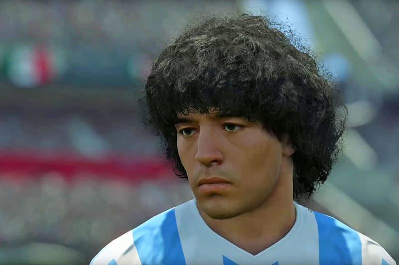 Maradona PES 2017