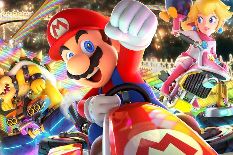 Mario Kart 8 Deluxe Record Sales Nintendo Switch