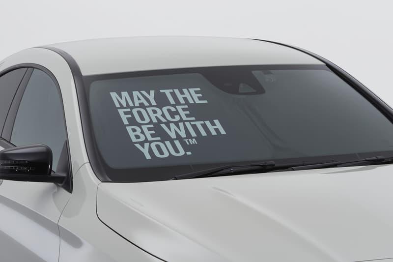 Mercedes-Benz Limited-Edition 'Star Wars' CLA 180