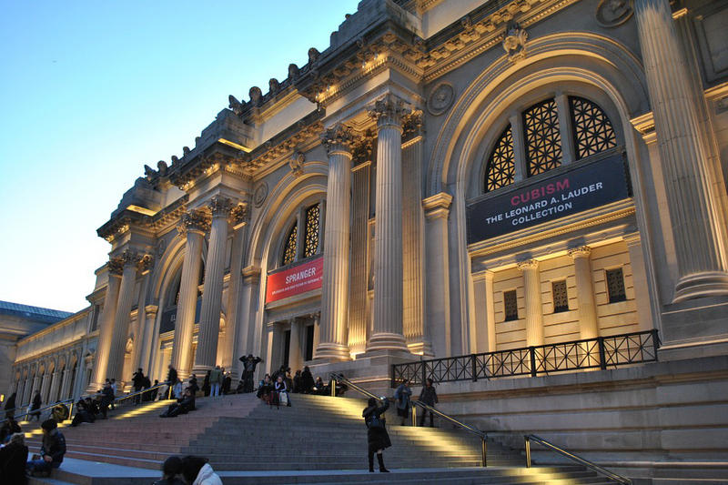 The Met Museum to Charge Admission for Out-of-State Visitors