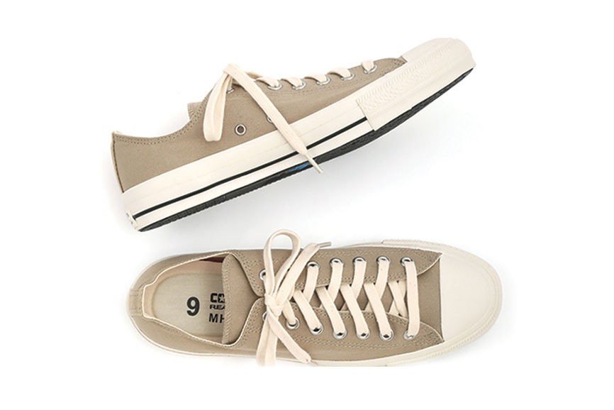 63791b34b4ba MHL. x Converse All-Star 100 In Neutral Colors