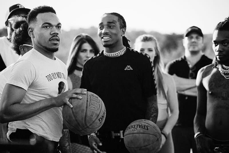 Migos, Chance the Rapper & Miles Turner Knockout Basketball JMBLYA