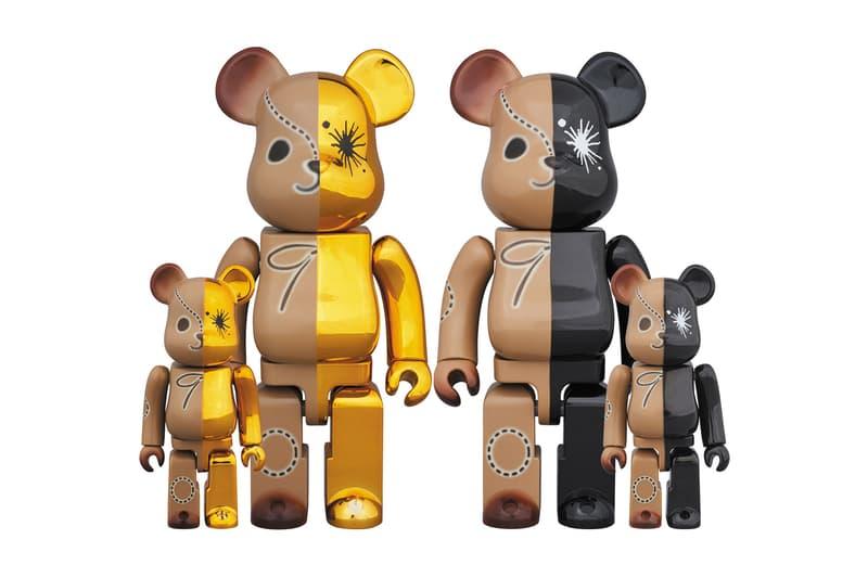 Mihara Yasuhiro Medicom Toy Bearbricks