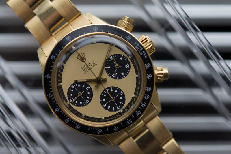 Most Expensive Daytona Sold Auction