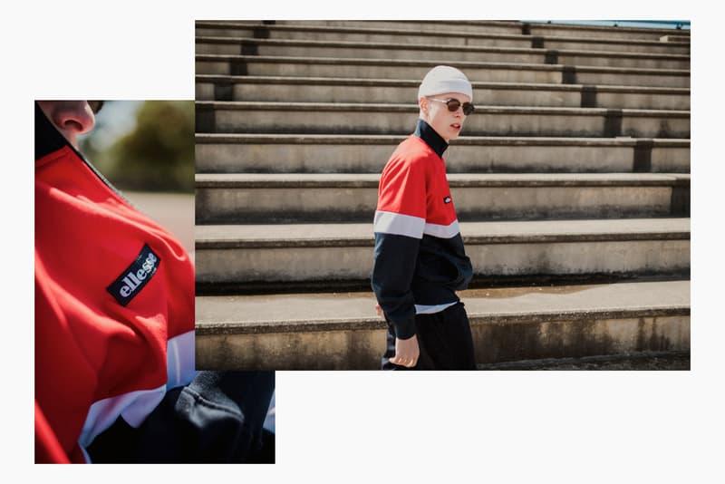 Move Ellesse Fashion Sportswear Footwear Apparel Accessories Clothing Italy