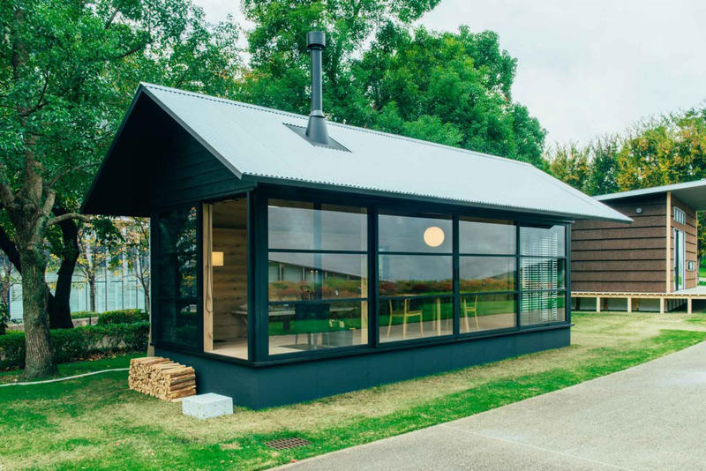 Muji Debuts A Line Of Minimalist Homes Hypebeast