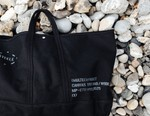 (multee)project Teams up With Steele Canvas Basket on an Oversized Canvas Tote