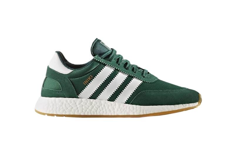 adidas New Iniki Runner Colorways Pink Light Blue Black Green