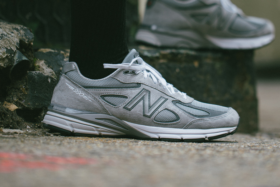 promo code 1b073 74a3f New Balance 990 Documentary Video | HYPEBEAST