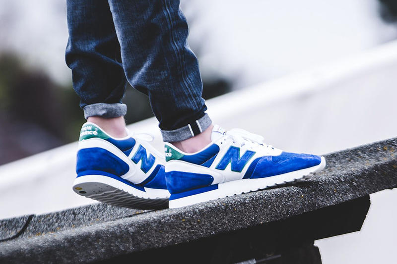 New Balance Cumbria Made in UK Pack