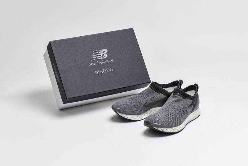 New Balance Roppongi Store 3D-Printed MS006 Shoes