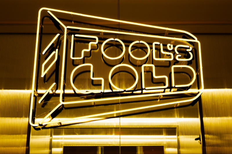 New Fools Gold Store Williamsburg Grand Street