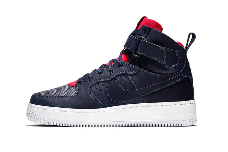 89c3291a78b0 A Better Look at Nike s Air Force 1 High Tech Craft