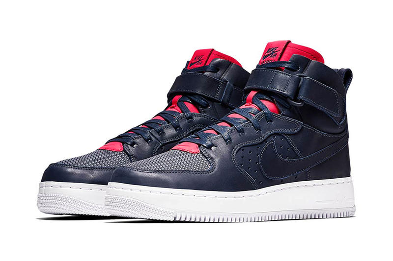 Obsidian Nike Air Force 1 High Tech Craft Pack