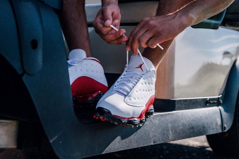 eae0d2a77099 Nike s Air Jordan 13 Gets Revamped Into a Golf Shoe