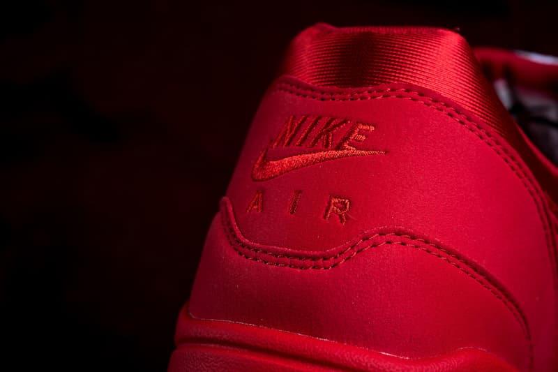 """Nike Air Max 1 Premium """"University Red"""""""