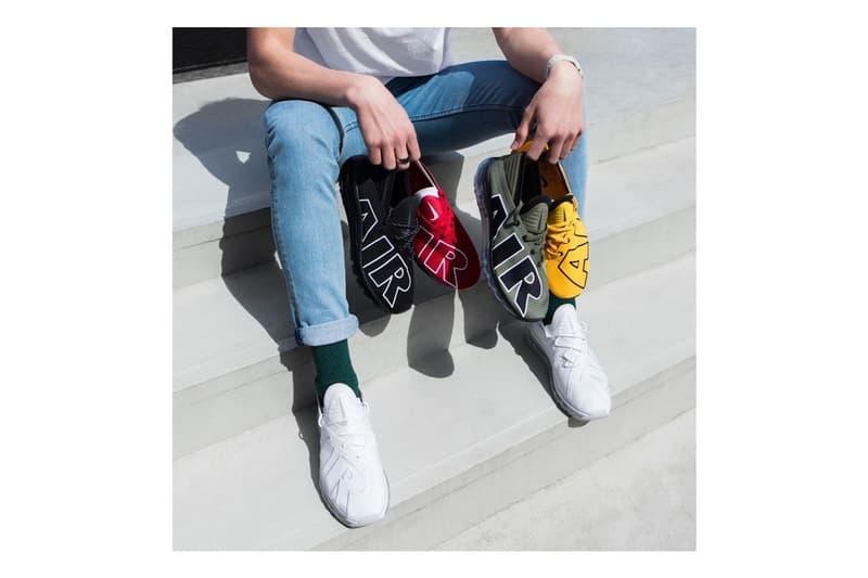 8c86044158 Nike Air Max Flair Debuts in Four Colorways | HYPEBEAST