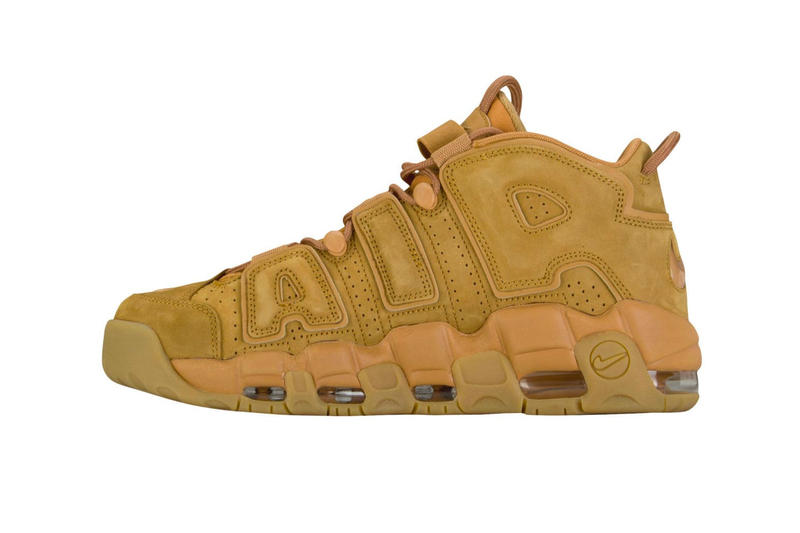 lowest price 9cd26 a5ff4 Nike Air More Uptempo Wheat