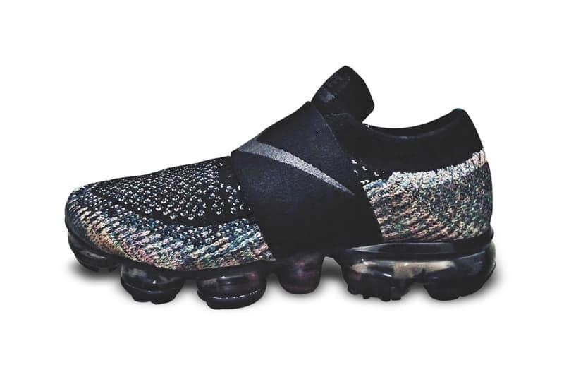 nike air vapormax 2018 strap sneaker