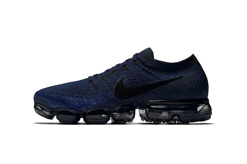 """Nike Air VaporMax """"College Navy"""" The Swoosh"""