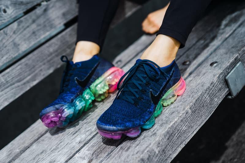 Nike Air VaporMax Be True Footwear Sneakers Shoes