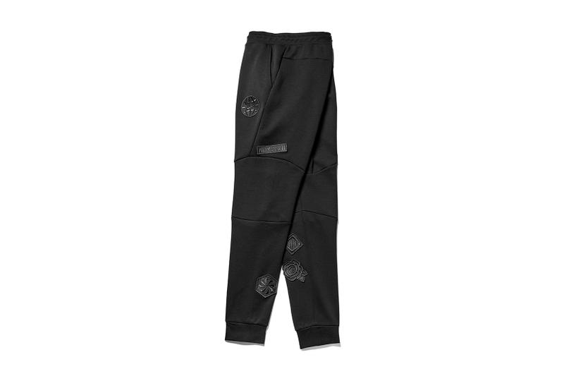 Nike Black Rose Tech Fleece Collection Jacket Jogger Crewneck