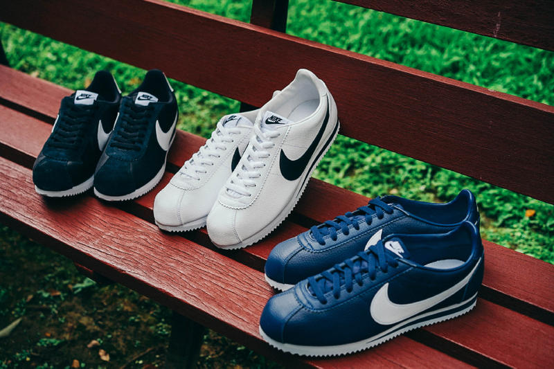 official photos c8e5d 3edb4 Nike Cortez Returns in Three Colors for Summer | HYPEBEAST