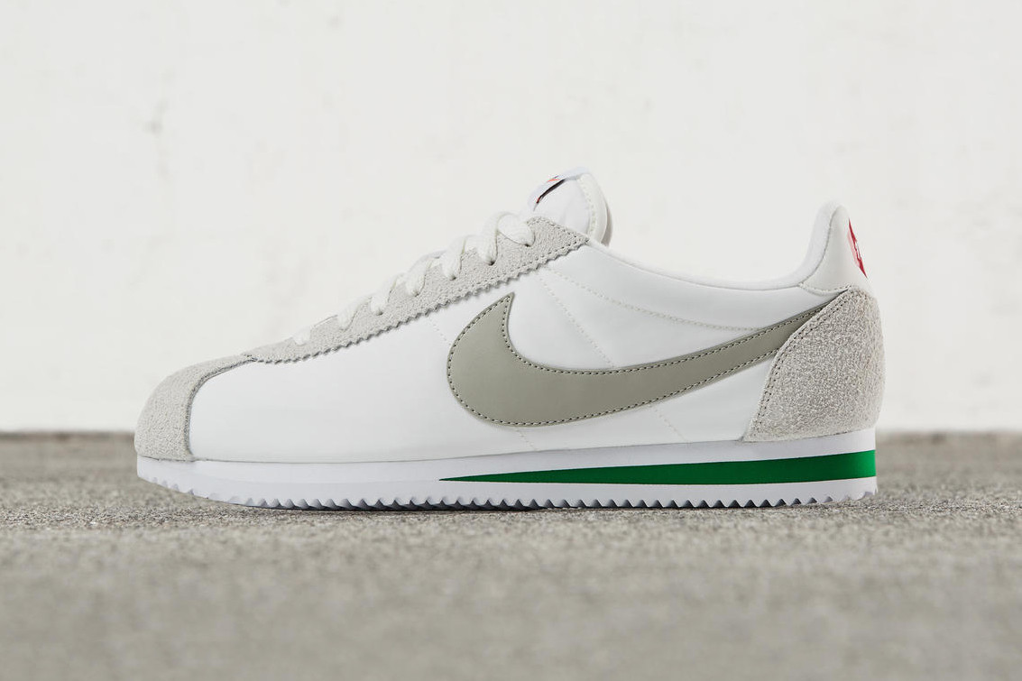 Nike Classic Cortez in Ivory/ Pine