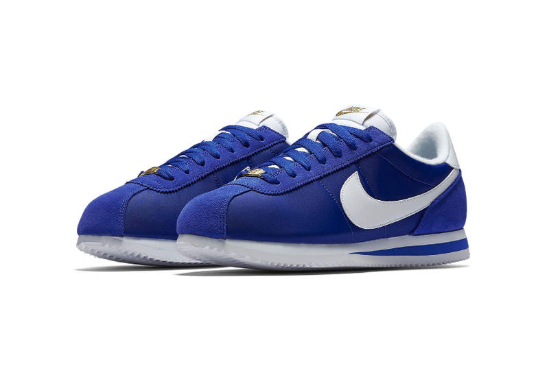 Nike Cortez Nylon 45th Anniversary Long Beach Edition Colorway Royal Blue Crips Snoop Dogg Los Angeles