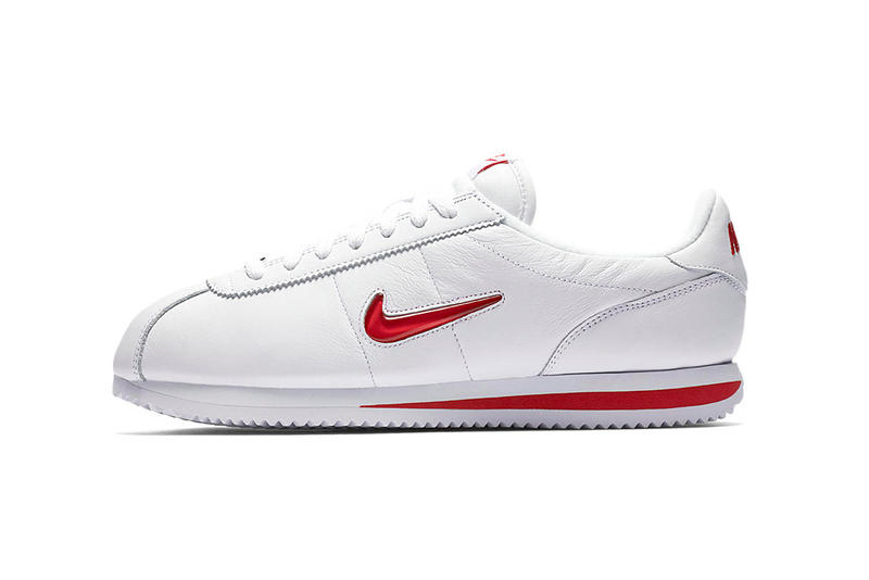 Nike Cortez Jewel Rare Ruby Black Diamond