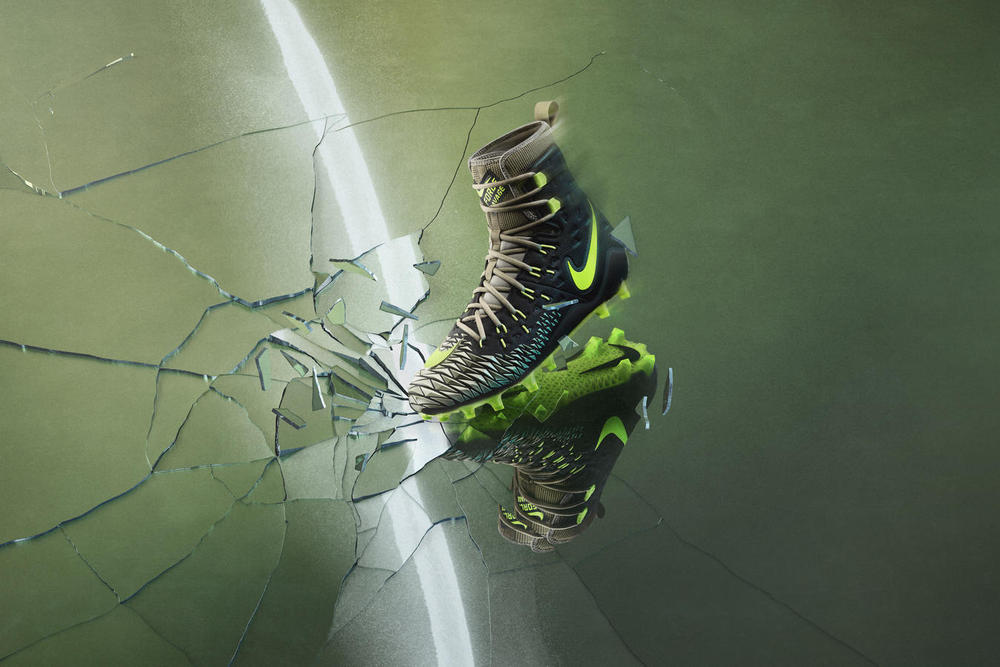 Nike Unveils Brand New Lineman-Dedicated Cleats