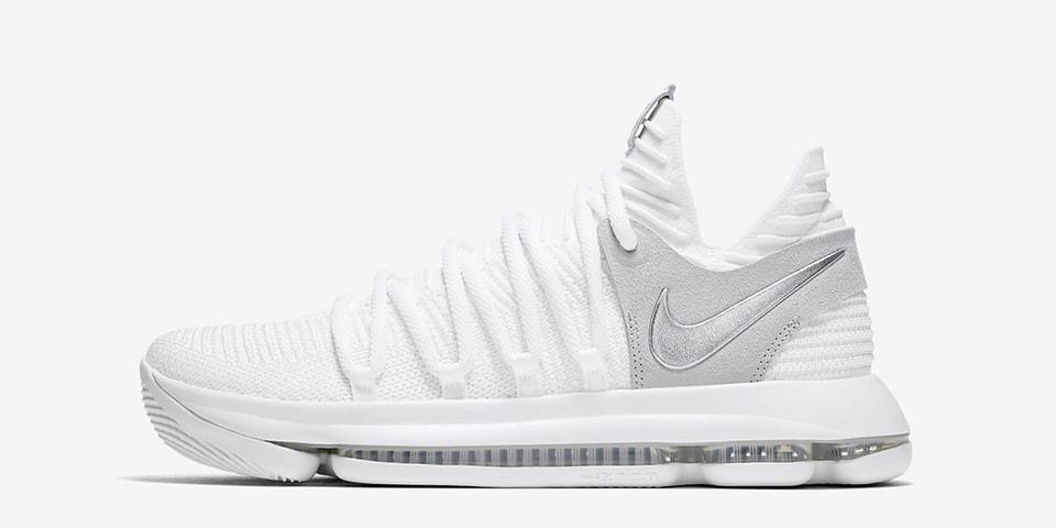 46311a2a1fb Nike KD 10 Still KD SNKRS NBA Finals Launch
