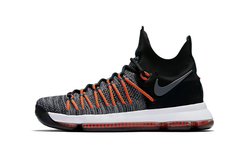 Nike KD 9 Elite Hyper Orange