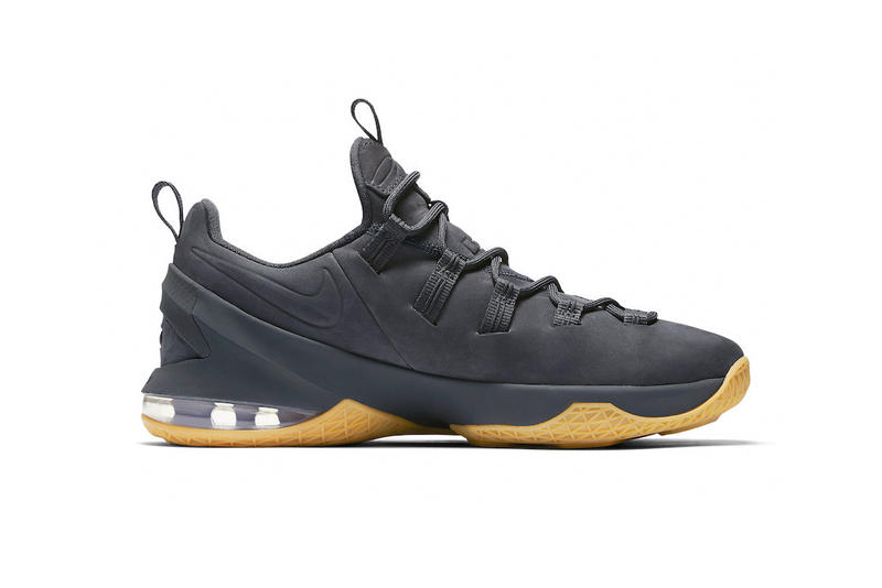 Nike LeBron 13 Low Anthracite