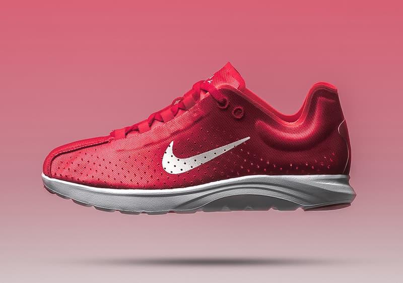 Nike Mayfly Lite Breathe University Red Pure Platinum