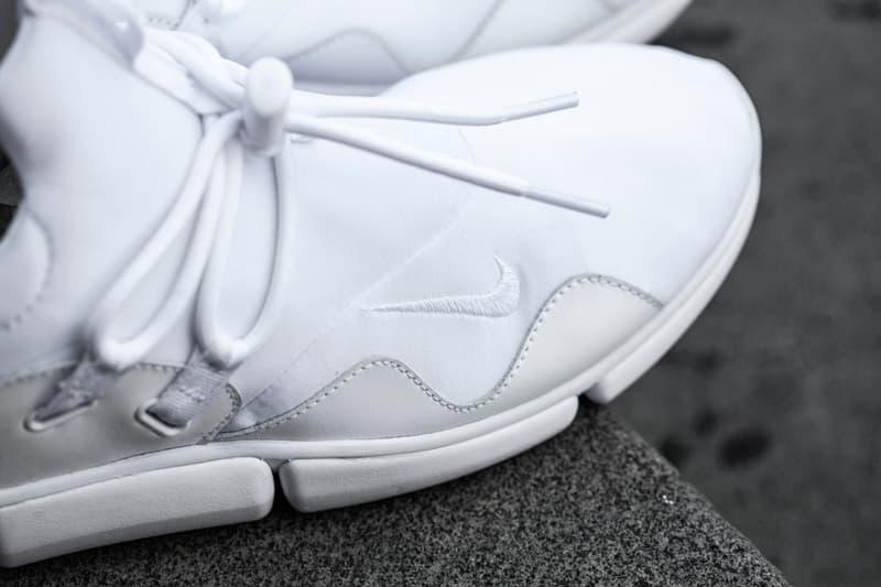 Nike Pocket Knife DM White Closer Look
