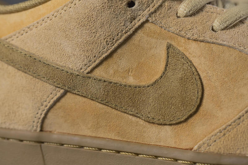 Nike SB Dunk Low Pro Wheat Reese Forbes 2017